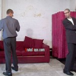 Brutal Tops – Pervy Tailor Gets Punished By Master Billy & His Best Man