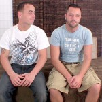 Straight Fraternity – Young Bearded Guy Lance Gets His Cherry Popped