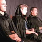 Straight Fraternity Halloween – 7 Brothers Horny Hazing
