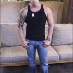 Masculine Straight Stud Matt Heritage