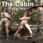 "Rough Fucking In The Woods With Tyler Alexander, Morgan Black & Ricky Sinz (""Cabin 2"")"