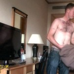 Rate These Guys – Hot Royal Marine Patrick Stips Down