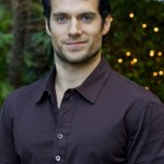 Handsome, Masculine Superman Henry Cavill