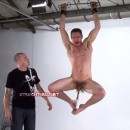 Helpless Hot Straight Dude Terry Whipped and Humiliated