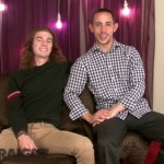Extra-Hung Straight Guy Cox Fully Serviced By Equally Hung Gay Dude Brent