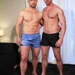 Muscle Gods Adam Herst & Scott Hunter Showing Off & Fucking