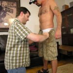 "New York Straight Men – Tough Officer ""R"" Serviced"
