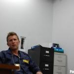Parole Him – Aggressive Police Officer Johnson Fucks Street Thug Benny G