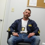 Parole Him – Aggressive Parole Officer Nails & Breeds Dominic's Ass