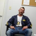 Parole Him – Aggressive Parole Officer Nails & Breeds Dominic's Ass