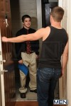Drill My Hole – Young Stud Jimmy Johnson Re-educates an Antigay Campaigner