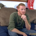 Handsome Ginger Stud Phoenix Rubs One Out