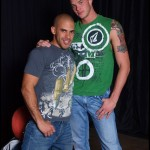Young Married Stud Cliff Impales Austin On His Monster Cock