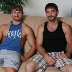 Hung Joe Parker Decides To Offer His Ass To His Straight Bud Logan Vaughn