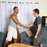 Hung, Strong & Masculine Bodybuilder Lorrenzo Ravages Cameron's Hot Ass