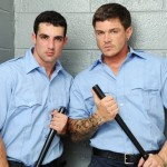 Drill My Hole – Double Penetration For Prison Bitch Johnny Rapid