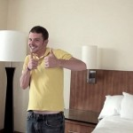 Seth Deepthroats Evan's Beautiful Hard Dick & Swallows His Entire Load