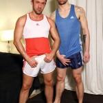 Hung Muscular Studs Shane Stone & Caleb Ramble Fucking Hard
