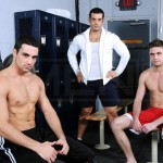 3-Way Orgy With Jack King, Marcus Ruhl & Duncan Black