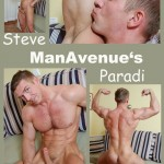 Hairy Muscle God – Steve Paradi
