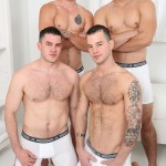 Nasty Creampie-Filled Orgy With Vander, Bay, Aries & Glenn