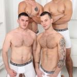 Nasty Creampie-Filled Orgy With Vander, Bay, Aries & Glenn