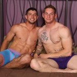 Chaosmen – Chaz Fucks Troy Raw Like a Wild Beast