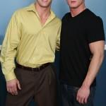 Hot Muscled Straight Gavin Barebacks & Breeds Sinclair