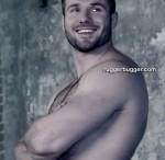 RuggerBugger – Naked Straight Rugby Player Ben Cohen