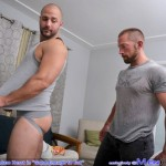 MenOver30 – Sexy Hairy Studs Adam Herst & David Chase Fucking Hard