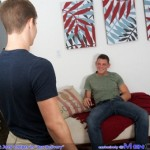 Straight Dude Jace Chambers Nails Horny Joey With His 9 Inch Cock