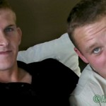 Active Duty – Masculine & Hung Soldier Brock Gets Head From Jimmy