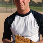 College Baseball Player