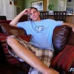 Trevor – All American Straight Boy Jerks Off