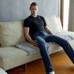 Tall, Handsome & Big-Dicked Dancer Josh Preston Rubs One Out