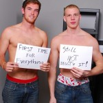 Muscled Studs Johnny Forza & Tyler Blaze Flip-Flop Fucking
