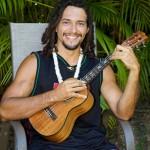 Island Studs – Sexy & Charming Hawaiian Ukulele Musician Keoki