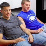 Cute Straight Grayson Gets His Cherry Popped By Big-Dicked Tanner