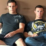 Masculine Marine Wayne Tops Jason