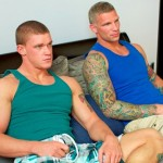 Active Duty – Private Tanner Deflowers Big Strapping Sebastian