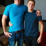 Active Duty – Big Straight Stud Jake Gets Deflowered By His Buddy Sawyer