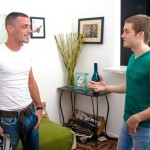 Lean & Horse-Hung Brett Bredley Nails Young Gay Dude Tristan Sterling