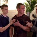CMNM – Private Detective Jimmy Blackmails & Inspects Beefy Sportsman Scotty Eastwood