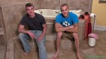 Active Duty – Young Ripped Recruit Andrew Deflowers Jason's Straight Ass