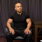 Powerful Ripped Hetero Bodybuilder Robby At His First Porn Audition