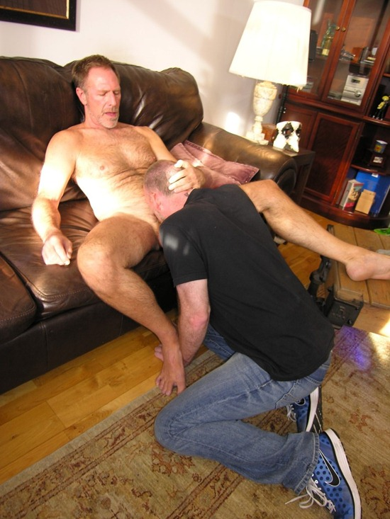 Mature straight men videos 12