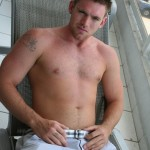 Handsome Hung Straight Dude Jeremy Ace Strokes His Rod