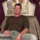 Tall Rough Straight Dude Mike Jerks Off His Big Thick Rod