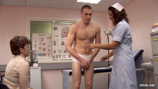 Little hairless boy is naked for female doctor, pretty nude srilanka girls