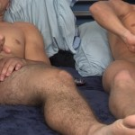 Sexy Straight Jonas Gets Serviced By Muscled Stud Glenn